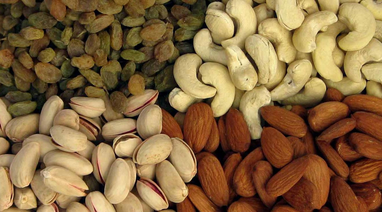 dry fruits Fruits (be it in any form – fresh or dry) included in the diet, take care of the body's nutritional needs they are broadly classified into two categories namely fleshy and dry fruits if the exocarp and mesocarp of a.