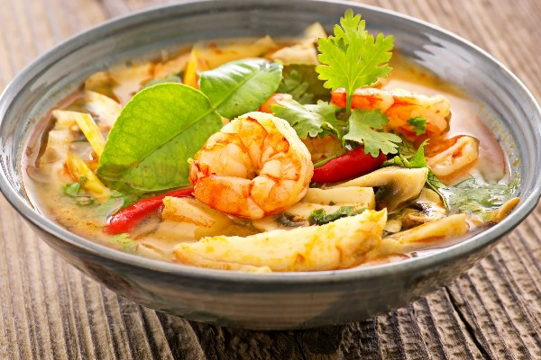 HOT AND SOUR | THAI SOUP